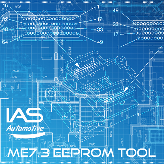 Picture of Fiat/Alfa ME7.3 EEprom Tool V1.0