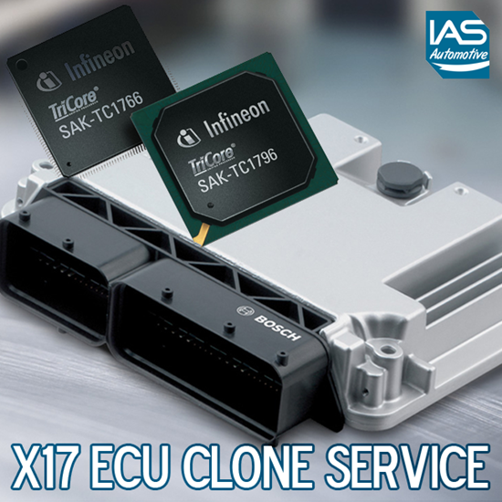 Picture of X17 ECU Clone Service